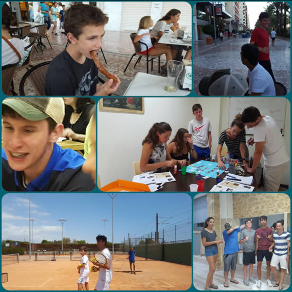 Sports and Language Summer Camps in Spain