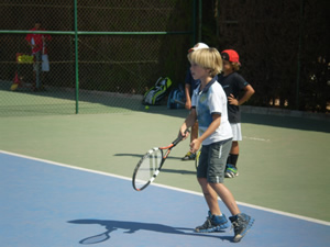 Tennis camp in Spain for kids
